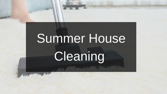 Summer Heat Making Household Chores Difficult? Get The Professionals in!